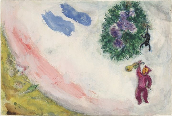 the-carnival-study-for-backdrop-for-scene-ii-of-the-ballet-aleko-chagall