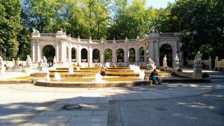 Friedrichshain-Volkspark