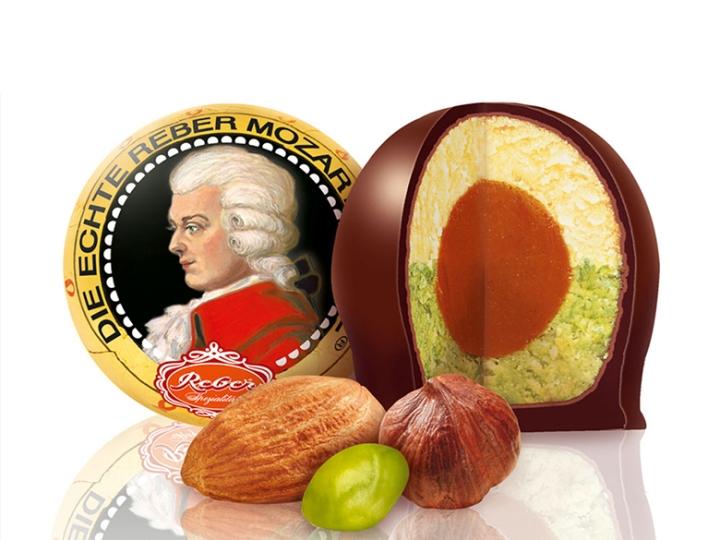 Ciocolata-Mozart-Reber-Kugeln